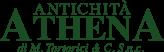 Athena Antichità Logo